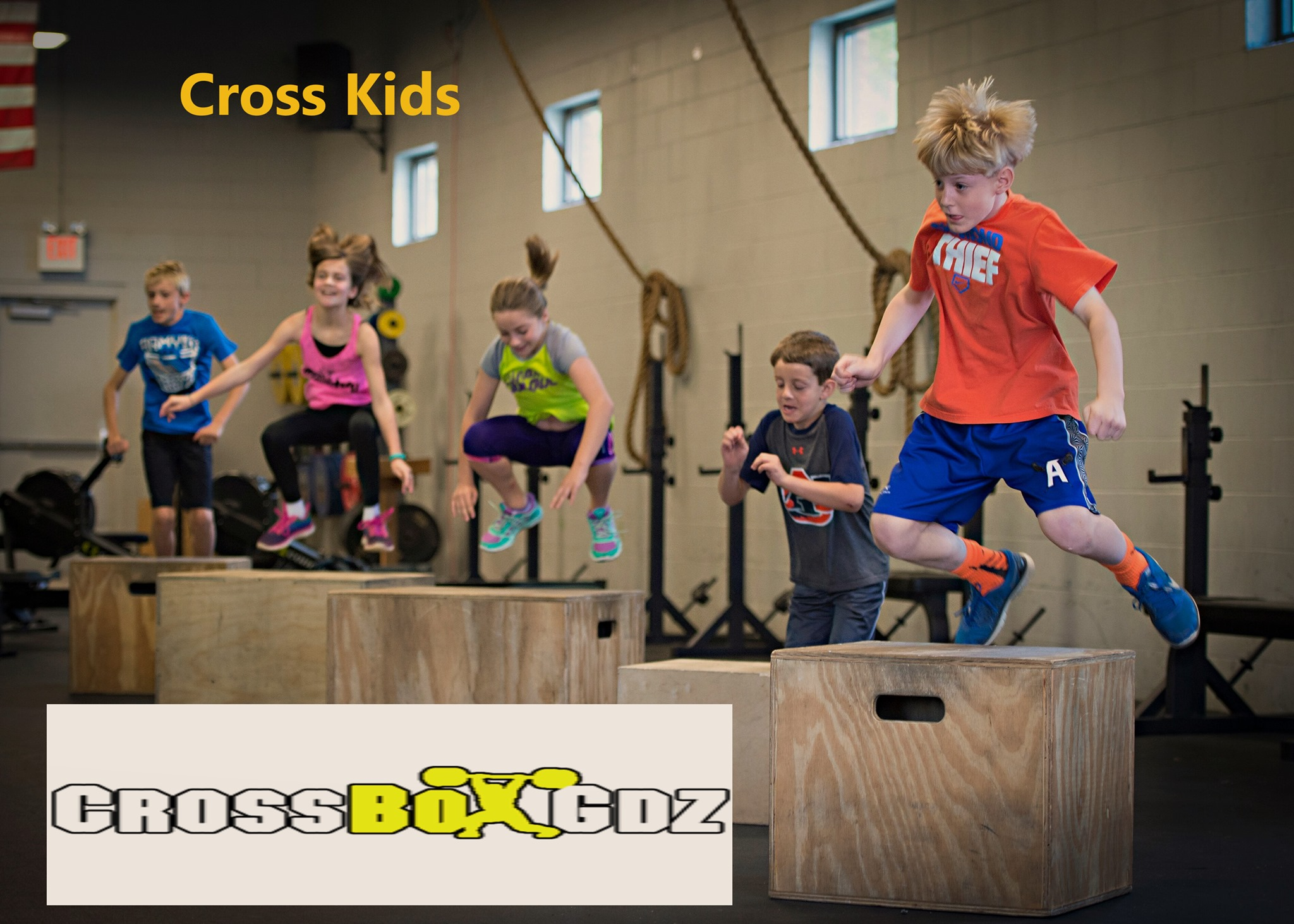 cross kids